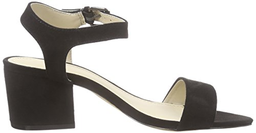 Another Pair of Shoes Selina K2 - Sandali a Punta Aperta Donna Nero (Black 01)