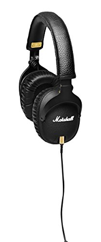 MONITOR (black) headphones professionali studio dj