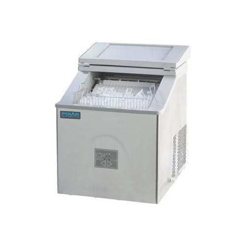 31xfY2V2 QL. SS500  - Polar G620 Counter Top Ice Maker, Manual fill, 15 kg