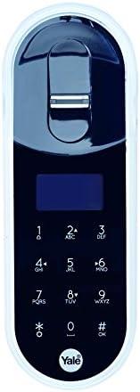 Yale Entr Fingerprint Wall Reader, YA56700008.0000, H14 x W4 x D5 cm