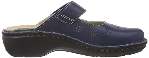 Hans Herrmann Collection HHC, Mules femme Bleu - Blau (blau -40)