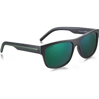 Fastrack UV Protected Oval Men's Sunglasses (P300GR3 56 millimeters Smoke (Grey/Black))