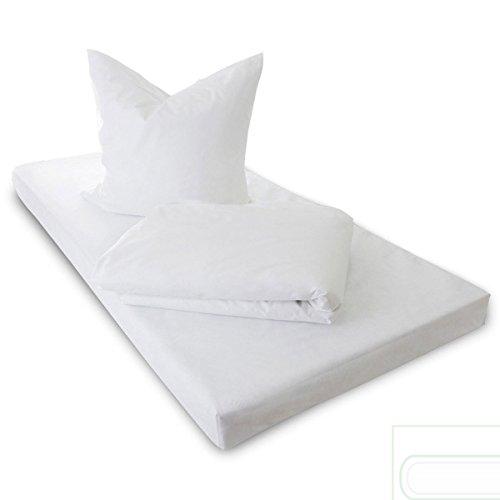 TAURO 24499 Oberbett-Bezug gegen Milben | Evolon | Anti-Allergie Schutz | Bettbezug bei Hausstauballergie | 140 x 200 cm