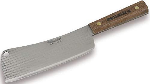 Ontario Knife Company OK-7060 Ontario Knife Company-Outdoormesser-76-Cleaver-Klingenlänge: 19,05 cm, mehrfarbig Cleaver Messer