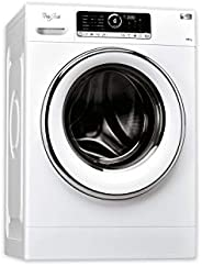 Whirlpool Front Load Washing Machine 10 Kg Capacity, White - Fscr10421