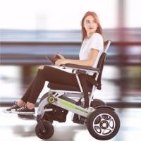 Cadeira de Rodas Elétrica Airwheel H3S com Dobra Automática
