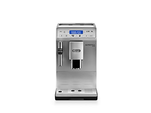31xg6tAzTiL - De'Longhi Autentica Cappuccino, Fully Automatic Bean to Cup Coffee Machine, Espresso Maker, ETAM29.660.SB, Silver and…