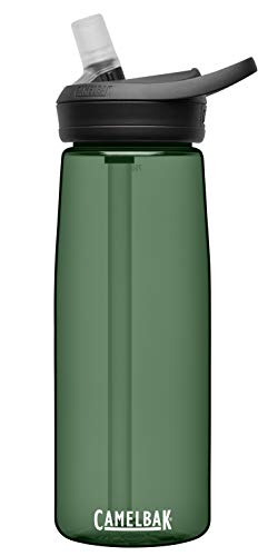 CamelBak Unisex - Adulto Borraccia Eddy+, 1643302075, Verde, 750 ml