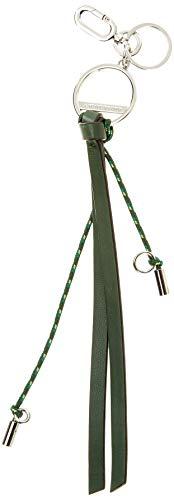 Liebeskind Berlin Damen Dive Bag Keyring Schlüsselanhänger, Grün (Grün (Dark Green), 1.0x32.0x1.0 cm