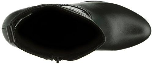 Tamaris 25021, Stivali bassi Donna Nero (Schwarz (Black Leather 003))