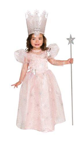 The Wizard Of Oz Deluxe Glinda Costume Child Toddler Toddler (Glinda Kind Kostüm)