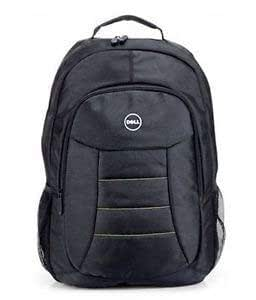"TOTAL STORE Polyester Entry Level for Dell Hp Sony Lenovo Laptop Bag/Backpack for 15.6"" Laptops"