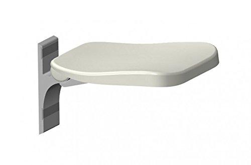 Duschklappsitz Duschsitz NT320A - Sicheres Duschen im Sitzen
