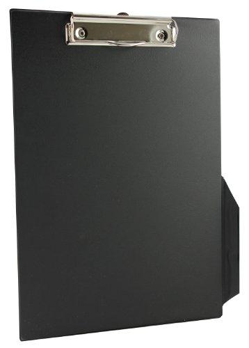 Q-Connect KF01296 Klemmbrett - schwarz