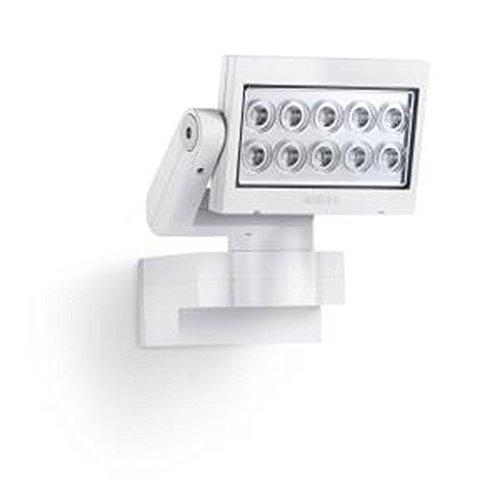 Strahler inkl. eingebauten 30 W LED, IP44 , 20,5 x 20 x 22 cm, weiß XLED-SL10WEISS