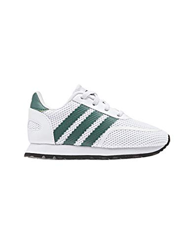 reputable site 99be7 8d933 adidas Scarpe Sneakers N-5923 Bambino Bianco CG6974