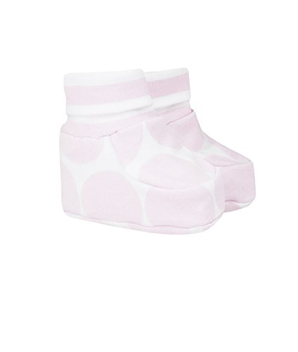 Döll Baby-Mädchen Babyschuhe zum Wenden Jersey Socken, Rosa (Pink 2720), One Size (Herstellergröße: 0)
