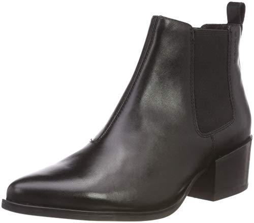 Vagabond Damen Marja Chelsea Boots, Schwarz (20 Black), 38 EU -
