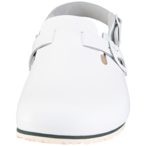 Dr. Brinkmann 603070 Unisex-Erwachsene Clogs Weiß (Weiß)