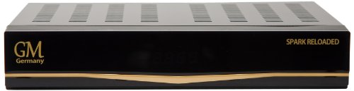 Golden Media Spark Reloaded HD Receiver (DVB-S2, E2, Linux, Dual Boot, HbbTV, Spark Portal)