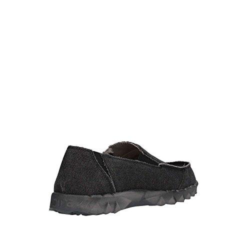 Hey Dude Shoes Herren Farty Klassisch Samtschwarz Ohne Bügel