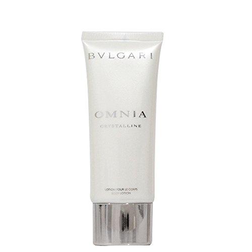 Omnia crystalline body lotion 100 ml lozione corpo donna