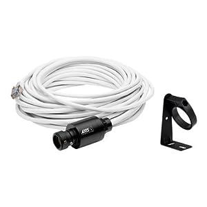 Axis F1015 – Zubehör für Überwachungskamera (Sensoreinheit, Innenraum, Schwarz, Weiß, verkabelt)