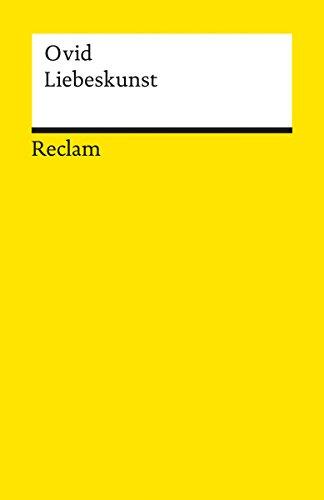 Liebeskunst: Reclams Universal-Bibliothek