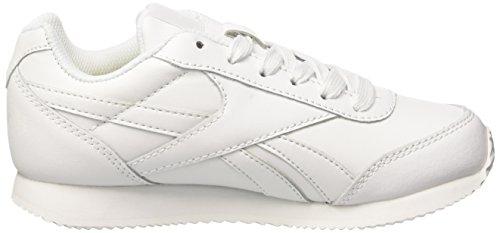 Reebok V70492, Scarpe da Trail Running Bambino Bianco