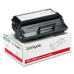 08A0476 Toner, 3000 Page-Yield, Black – Sold As 1 Each