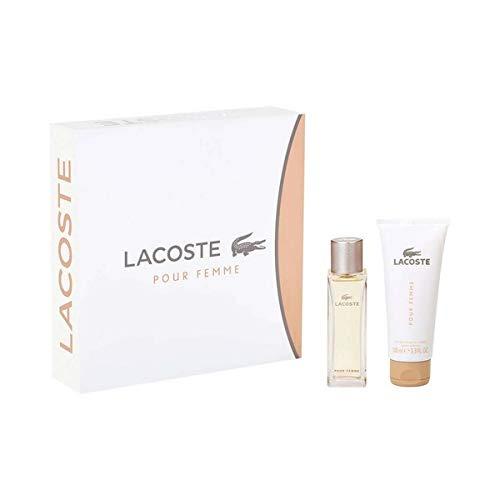 Lacoste Lacoste pour femme set 50 ml eau de parfum und 100 ml bodylotion