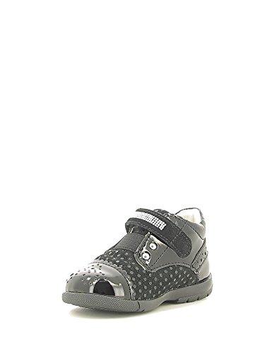 Primigi , Chaussures de ville à lacets pour garçon Noir