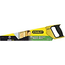 Stanley 1 20 008 Scie à main universelle 50 cm (Import Grande Bretagne)