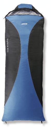 Gelert Schlafsack Try-Brid 800, delt blue/black, 78 x 210 cm