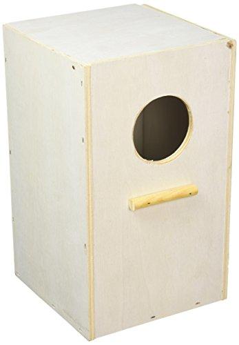 DUVO+ 401/131 Nest-Kiste Agapornide Vertikal