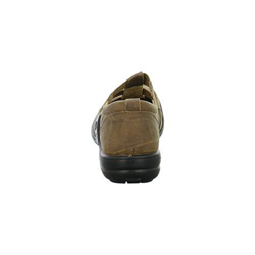 Romika Damen Slipper - Maddy 21 - Braun Schuhe in Übergrößen Mittelbraun