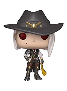 LAST LEVEL- Figura Pop Overwatch: ASHE, Multicolor, One Size (FFK36580)
