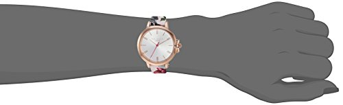 Ted Baker Womens Analog Quartz Watch With -Leather Strap Te50267001