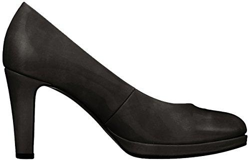 Gabor Ladies Fashion Pumps Black (black (nature))