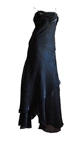 LegacyAbendmode Abendkleid asymetrisch schwarz (M323) (34)
