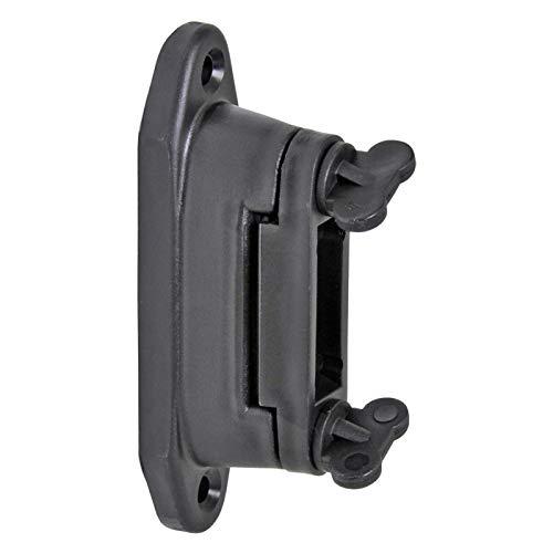 10x Aislador para cinta conductora para pastor eléctrico, para esquinas y reparación...
