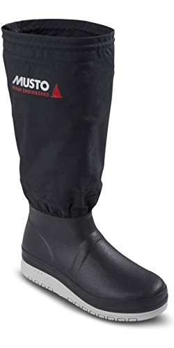 Musto Southern Ocean Boot Black-10 - UK