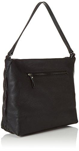 TamarisBESS Hobo Bag - Borse a Tracolla Donna Schwarz (black comb 098)