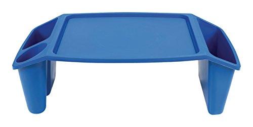 Preisvergleich Produktbild Eurosell - Praktisches Bett Tablet mit Flaschenhalter Betttablet - perfekt für Senioren / Kranke / Laptop Ständer