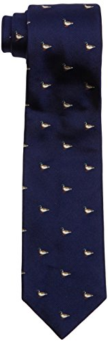 thomas-pink-mens-woven-duck-neck-tie-multicoloured-navy-white-one-size-manufacturer-size0000