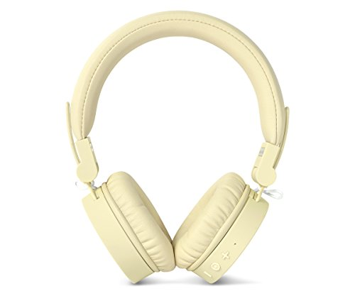 Fresh 'n Rebel Headphones CAPS WIRELESS Buttercup | Casque Bluetooth Supra-Auriculaires