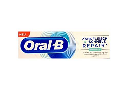 Oral-B Zahnfleisch und Zahnschmelz Repair extra frisch Zahnpasta 75 ml