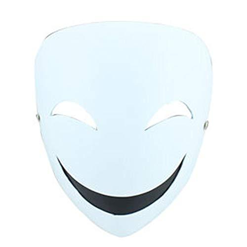 Tianzhiyi Halloween-Werkzeuge Halloween Harz Maske Jason, V Theme, Donner, Skorpion, Schnabelmaske für Maskerade, Kostümparty, Rollenspiel, Geschenk (Size : Style 07)