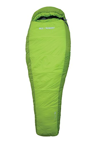 Sea to Summit Voyager Vy3 Sleeping Bag Long lime 2016 Mumienschlafsack