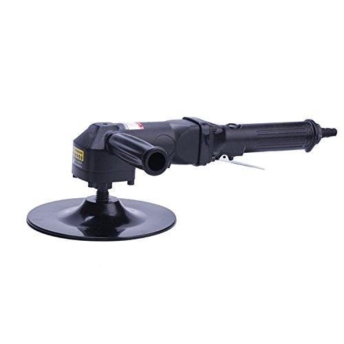 """Industrielle Druckluft Polierer 180mm (7\""""), Multifunktionale Druckluft Schleifer Poliermaschine,Hochgeschwindig"""